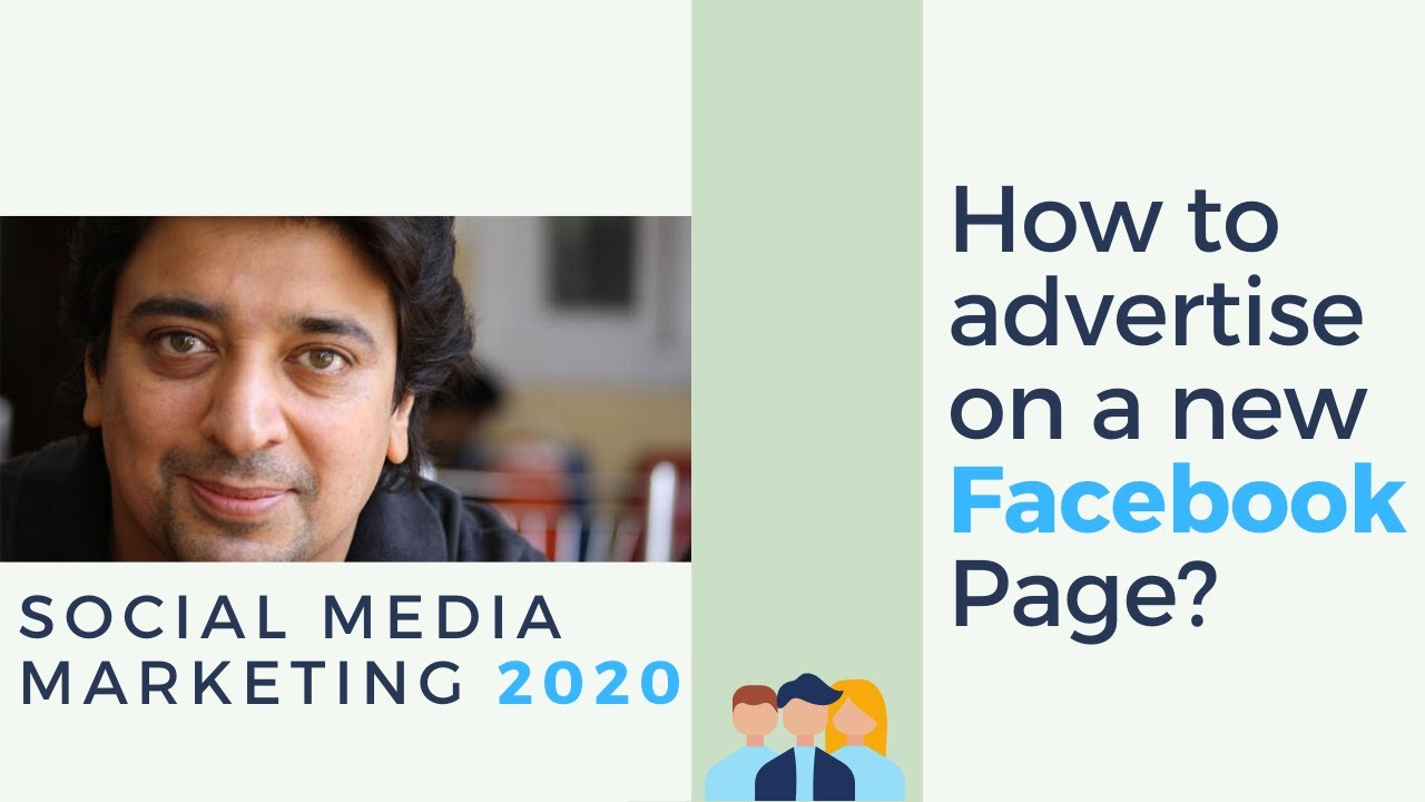 Social Media Marketing How to advertise on a new Facebook Page - Social Media Marketing | How to advertise on a new Facebook Page